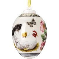 Hutschenreuther Das Ei 2021 Porzellan-Ei Osterhuhn