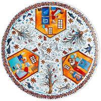 Hutschenreuther Sammelkollektion 20 Weihnachtsbäckerei Teller flach 22 cm