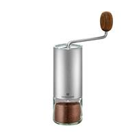 Zassenhaus Quito Kaffee-/Espressomühle 22 cm Edelstahl