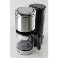 WMF Kaffeemaschine LONO Edelstahl 12 Tassen Glaskrug abnehmbarer Tank