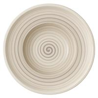 V&B Artesano Nature Beige Suppenteller 25 cm