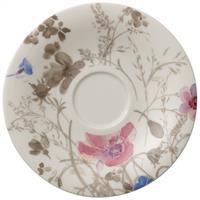 V&B Mariefleur Gris Basic Tee-Untertasse 16 cm