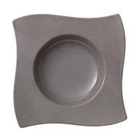 NEU V&B New Wave Stone Suppenteller 24 cm