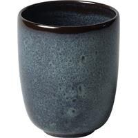 like by V&B Pottery Lave Gris Becher ohne Henkel 0,4 Liter