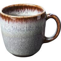 like by V&B Pottery Lave Beige Kaffeeobertasse 0,19L Kaffee Obere Steingut