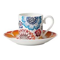 V&B Anmut Bloom Espressotasse 2 tlg.