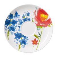 V&B Anmut Flowers Frühstücksuntertasse 17cm