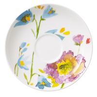 V&B Anmut Flowers Mokka-/Espressountertasse 12cm