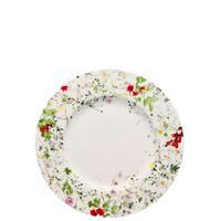 Rosenthal Brilliance Fleurs Sauvages Frühstücksteller 23 cm Fahne Teller Kuchenteller Dessertteller