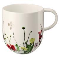 Rosenthal Brilliance Fleurs Sauvages Becher mit Henkel 0,34 L Henkelbecher