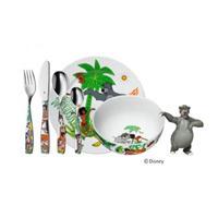 WMF Kinder Set 6 tlg Dschungelbuch mit Figur Balu gratis