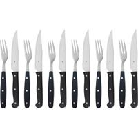WMF Kansas Steakbesteck-Set 12 tlg.