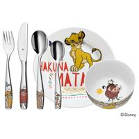 WMF Kinder-Set Lion King 6-teilig