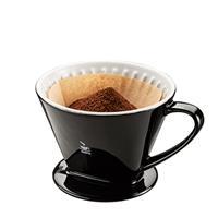 Gefu Stefano Kaffee-Filter Größe 4 Steingut 16021