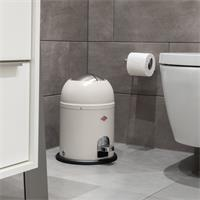 Wesco Mini Master Tretabfalleimer 6 L cool grey