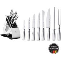 WMF Grand Gourmet Messerblock 9 tlg.Edelstahlgriff NEU designed