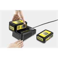 Kärcher Schnellladegerät Battery Power 18V für Wechselakku 2,5Ah und 5,0Ah