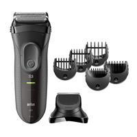 Braun Series 3 Rasierer Shave&Style 3000BT 3in1 Elektrorasierer