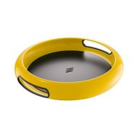 Wesco Spacy Tray Tablett lemonyellow 33 cm rund 322101-19