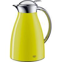 alfi Isolierkanne Senso 0,65 ltr. apfelgrün 4 Tassen grün Einhand Augießer Metall