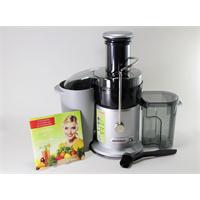 Gastroback Entsafter Smart Health Juicer Pro 40137 mit Rezeptheft und CD