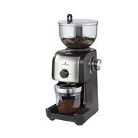 Zassenhaus Elektrische Kaffeemühle Arabica schwarz Edelstahl