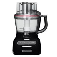 KitchenAid Food Processor 3,1 Liter onyx schwarz 5KFP1335EOB