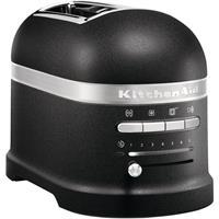 KitchenAid Artisan Toaster gusseisen schwarz 5KMT2204EBK