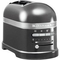 KitchenAid Artisan Toaster medaillon silber 5KMT2204EMS