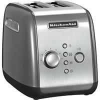 KitchenAid Toaster kontur-silber 5KMT221ECU