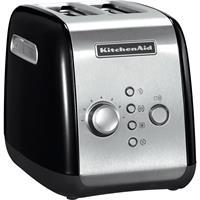 KitchenAid Toaster onyx schwarz 5KMT221EOB