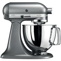 KitchenAid Artisan Küchenmaschine 5KSM125EOB kontur-silber
