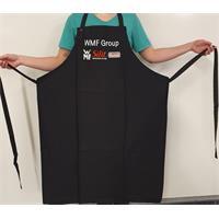 WMF Küchenschürze schwarz Schürze Latzschürze unisex