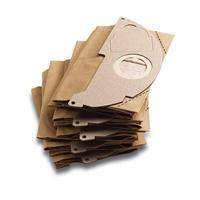 Kärcher Papierfilterbeutel, 5 Stück 6.904-322.0 für MV2 MV 2