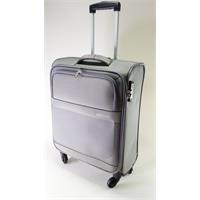 American Tourister Trainy Spinner 55/20 stone grey Kabinengepäck