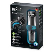Braun Bartschneider BT5090 silber