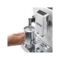 deLonghi Eletta Cappuccino Kaffeevollautomat ECAM45766W Weiß