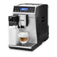 deLonghi Kaffeevollautomat ETAM29660SB Autentica silber schwarz mit Cappuccinatore