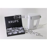 Krups Handmixer F608 3Mix7000 mit 9 weihnachtlichen Ausstechformen