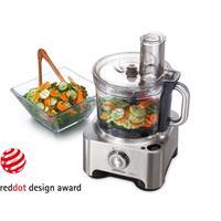 Kenwood Küchenmaschine Multipro Sense FPM810 mit viel Zubehör