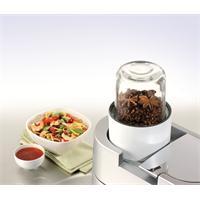 Kenwood Küchenmaschine Chef Titanium KVC7320S mit Zubehör KVC7411S