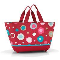 reisenthel shoppingbasket funky dots 2 BE3048 Einkaufskorb BE 3048
