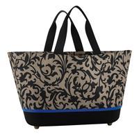 reisenthel shoppingbasket barock taupe 22 l.BE7027  Einkaufskorb Tasche Basket