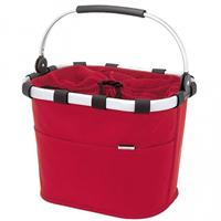 reisenthel bikebasket plus red JT3004 bike basket JT 3004 Fahrradkorb rot