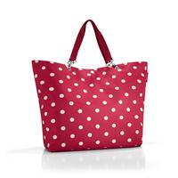 reisenthel shopper XL ruby dots ZU3014 35 ltr.Einkaufstasche Umhängetasche