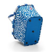 reisenthel carrybag funky hearts BK4051 22 Liter