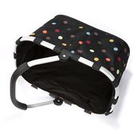 reisenthel carrybag dots BK7009 22 ltr. carry bag Einkaufskorb BK 7009