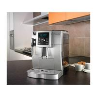 deLonghi Kaffeevollautomat ECAM23420SB silber schhwarz 23.420 SB Digitaldisplay Energiesparfunktion