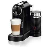 DeLonghi Nespresso CitiZ & Milk Kaffee Kapselmaschine EN 267 BAE schwarz