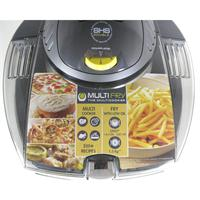 DeLonghi FH 1163 Multifry Classic Heißuft Friteuse Multicooker FH1163